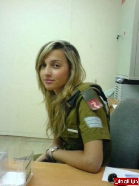 مجندات الجيش الإسرائيلي حدود قطاع 3909928129.jpg