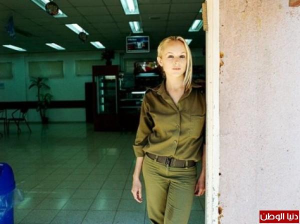 مجندات الجيش الإسرائيلي حدود قطاع 3909928134.jpg