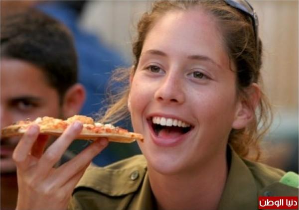 مجندات الجيش الإسرائيلي حدود قطاع 3909928153.jpg