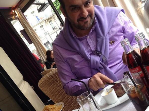"""بالصور:بعد """"كنتاكي"""" .. وجبة سمك لأحلام في باريس"""