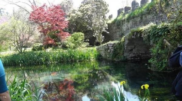 الحديقة الأكثر رومانسية