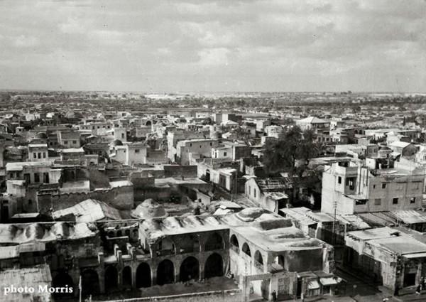 الماضي وعمر المختار فلسطين