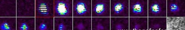 اكبر انفجار القمر