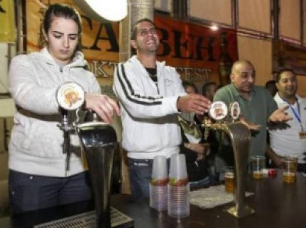 إسرائيليون مهرجان للخمور برام الله 3910007057.jpg