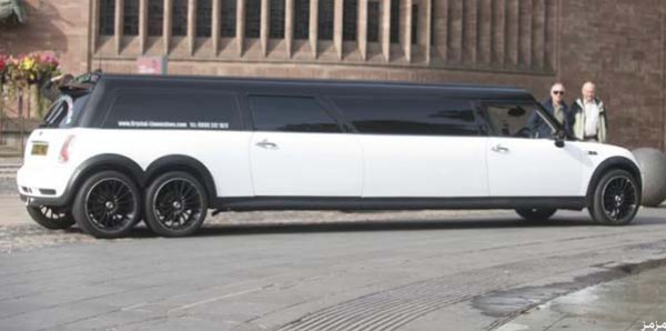 أطول سيارة ليموزين العالم-تنشيط القسم