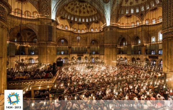 فرحة المسلمين بالعيد بجيمع أنحاء 3910009751.jpg