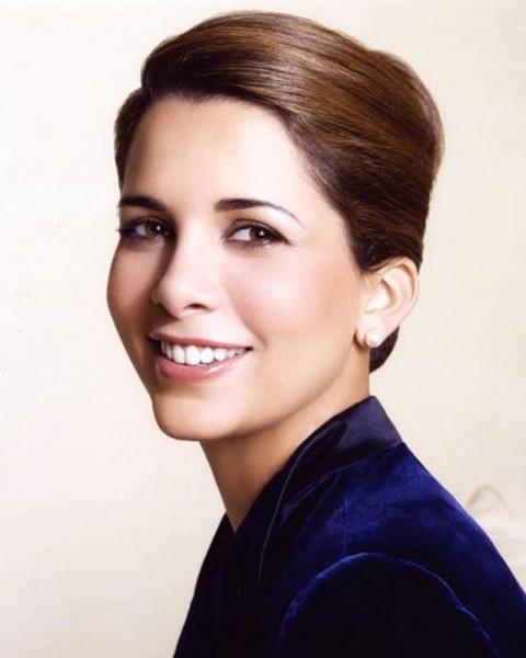بالصور.. الأميرة الحسين ثاني أجمل