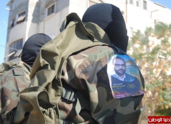 بالصور-سرايا القدس تنظم عسكري لعناصرها 3910014927.jpg