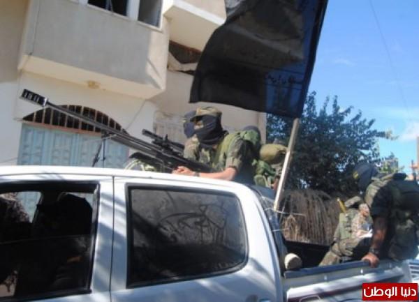 بالصور-سرايا القدس تنظم عسكري لعناصرها 3910014936.jpg