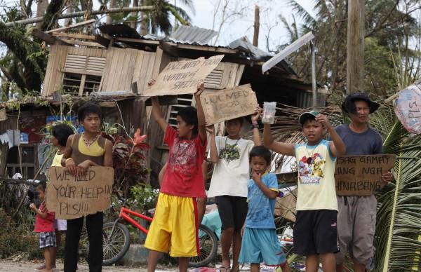 """بالصور جولة ميدانية اعصار """"هايان"""" الفلبين 2014 3910026758.jpg"""