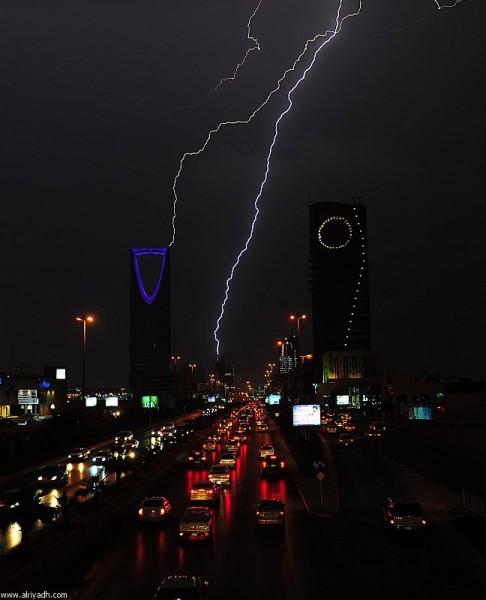 3910032202 صور سيول و امطار السعودية اليوم