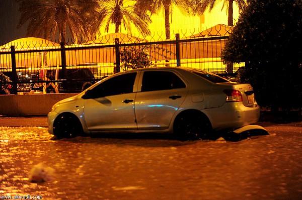 3910032214 صور سيول و امطار السعودية اليوم