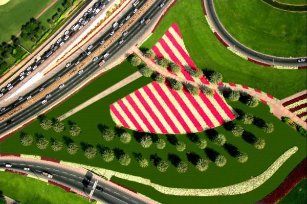 3910053696 صورة مدينة دبي من اعلي من السماء