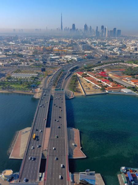 3910053702 صورة مدينة دبي من اعلي من السماء