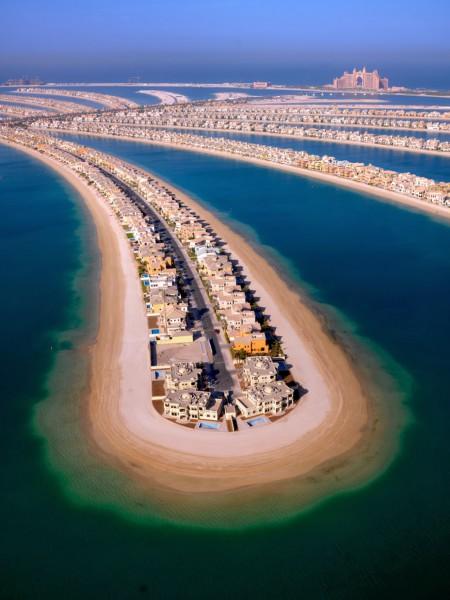 3910053703 صورة مدينة دبي من اعلي من السماء