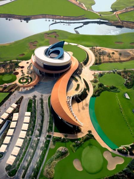 3910053711 صورة مدينة دبي من اعلي من السماء