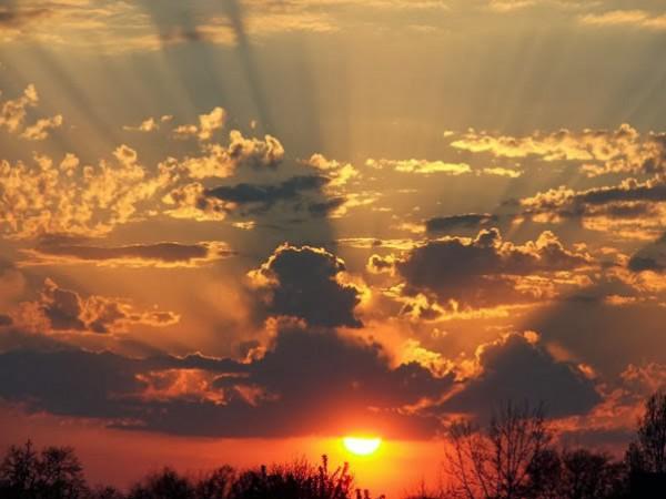 أجمل صور لغروب الشمس