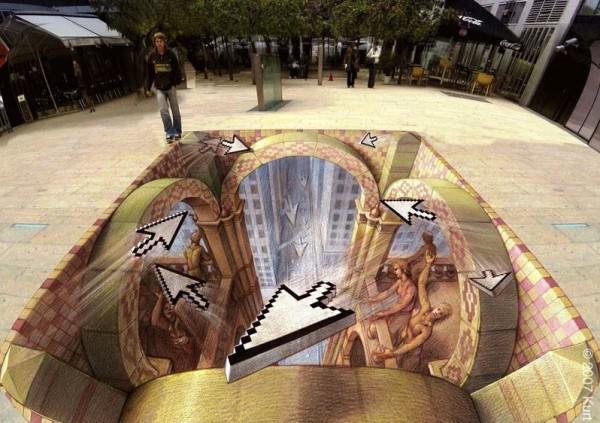 شارع الفن بتقنية بدلا الرصيف 3910061129.jpg