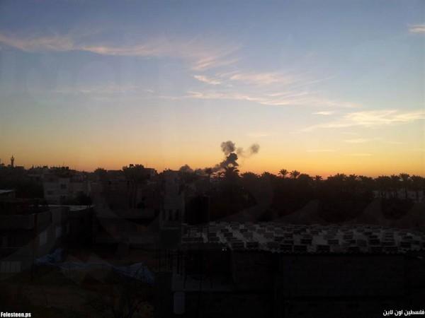 كريسماس غزّة باللون الأحمر بالصور: 3910065101.jpg