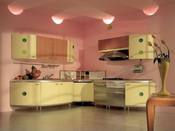 تصميم مطبخ منحني تصاميم فخمه لمطابخ اجدد المطابخ العصرية الوان مطابخ حلوه مطابخ