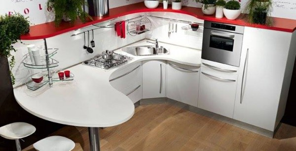 صور تصميم مطبخ منحني,تصاميم فخمه لمطابخ,اجدد المطابخ العصرية,الوان مطابخ حلوه,مطابخ