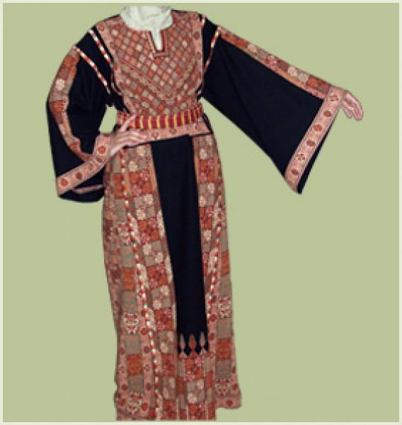 9c20bae1372be الثوب الفلسطيني.. أزياء التراث الفلسطيني بألوان زاهية