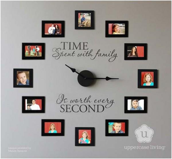 10 أفكار مبتكرة لتزيين جدران المنزل بصور العائلة  3910114141