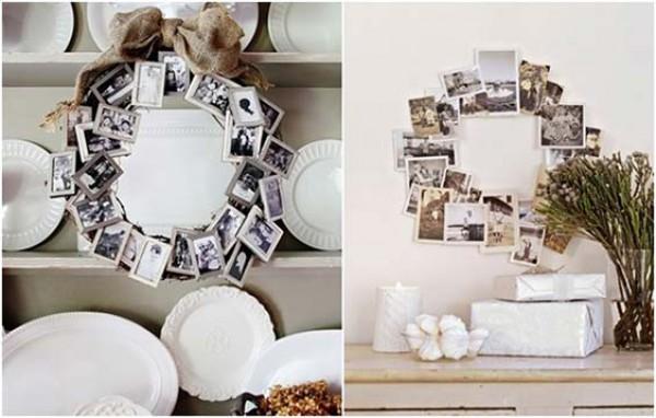 10 أفكار مبتكرة لتزيين جدران المنزل بصور العائلة  3910114145