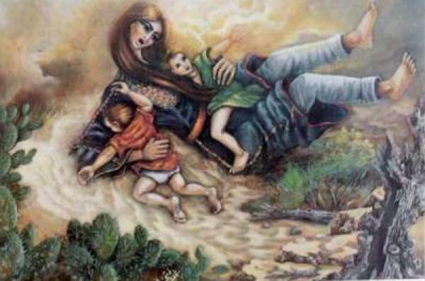 حائز على جوائز عالمية .. أبرز رسام فلسطيني يعيش ظروف صعبة في غزة 3910121478