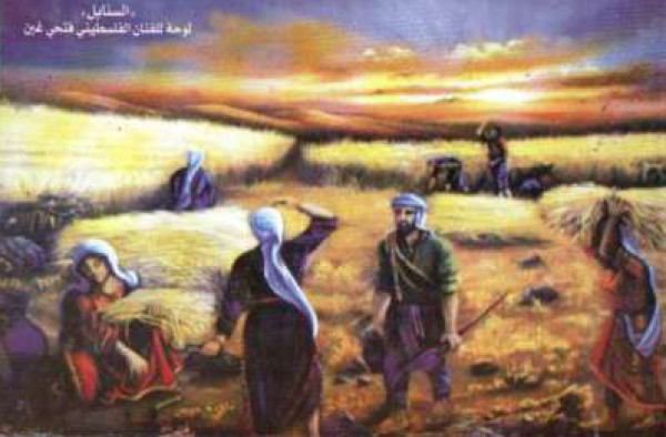 حائز على جوائز عالمية .. أبرز رسام فلسطيني يعيش ظروف صعبة في غزة 3910121479