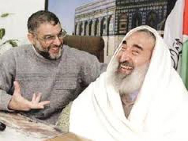 أحمد ياسين الشيخ القعيد الذي