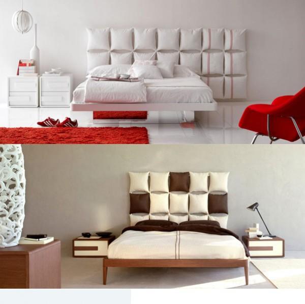 24 فكرة مبتكرة لتجديد رأس سرير غرفة نومك دنيا الوطن