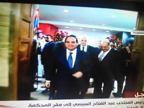 السيسي يؤدي اليمين الدستورية رئيساً 3910190168.jpg