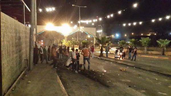 حرب شوارع حقيقية في أحياء القدس:طعن شرطي إسرائيلي وحريق ضخم في متحف روكفلر   3910211672