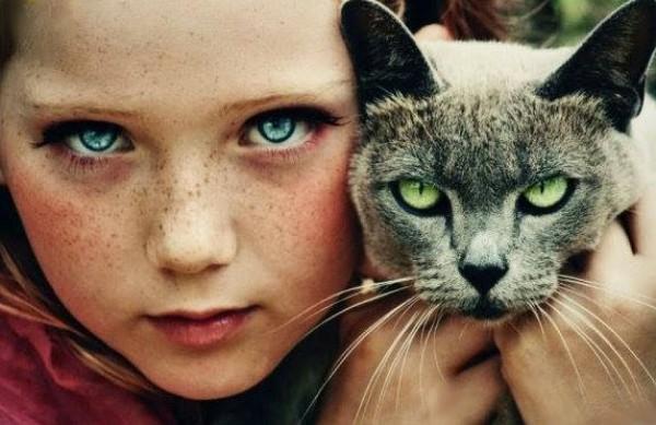 أكثر 10 أعين سحرا وجمالا في العالم