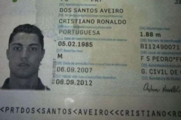 ¿Cuánto mide Cristiano Ronaldo? - Altura y peso - Real height 3910247862
