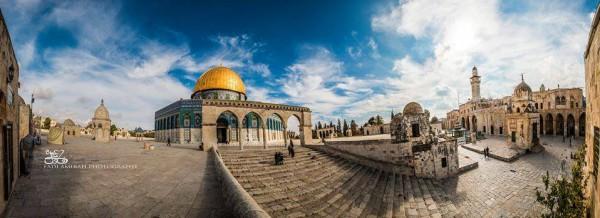 شرح وتحليل قصيدة القدس للصف السادس + معانيا لكلمات والاعراب