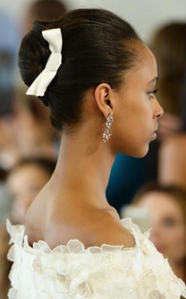 تسريحات شعر 2019 للعرائس  مناسبة 16