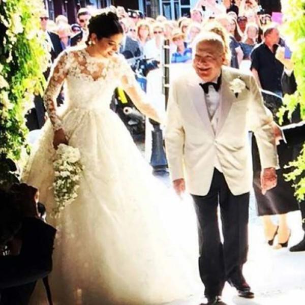 بالصور: أجمل فستان زفاف؟