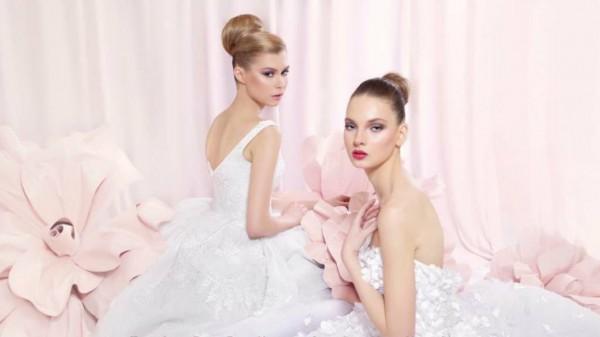 بالصور الماكياج الفخم لعروس 2015