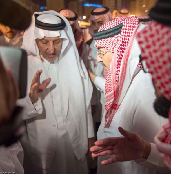 بالصور من مراسم تشييع الأمير سعود الفيصل في السعودية دنيا الوطن