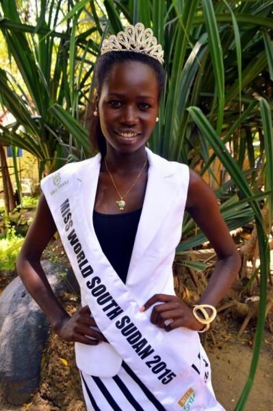 بالصور : ملكة جمال جنوب السودان تستعد للمنافسة على ملكة جمال الكون 3910479364