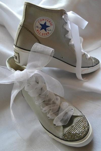 5d3802c52 بالصور .. أشكال مختلفة لأحذية العروس | دنيا الوطن