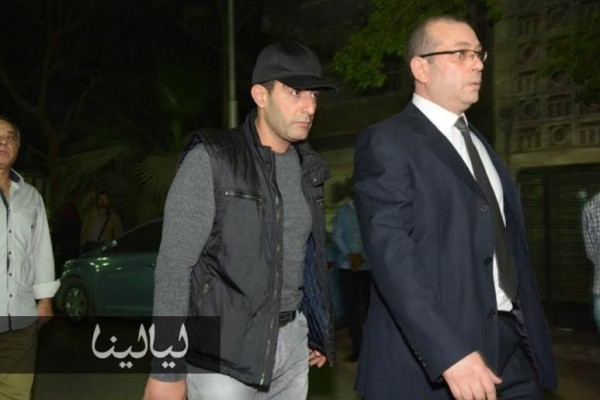 صور أحمد السقا بوجه شاحب ونحافة غير مسبوقة تثير قلق جمهوره