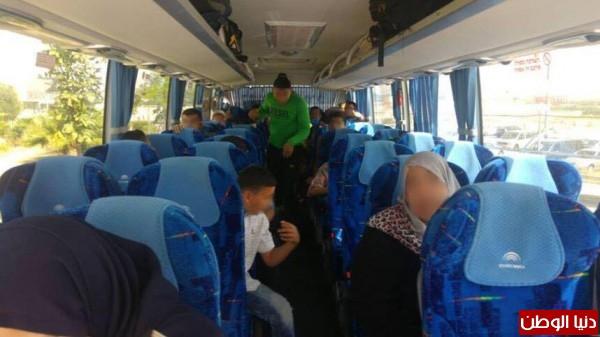 تزامناً مع استشهاد فتاة وشقيقها:رحلة لأطفال غزة إلى داخل اسرائيل تشعل الفيسبوك