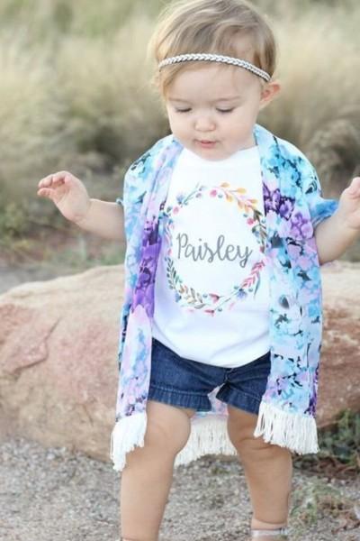 9618a4af0766a أجمل صور ملابس أطفال بنات لتستلهمي منها إطلالة بناتك في الصيف