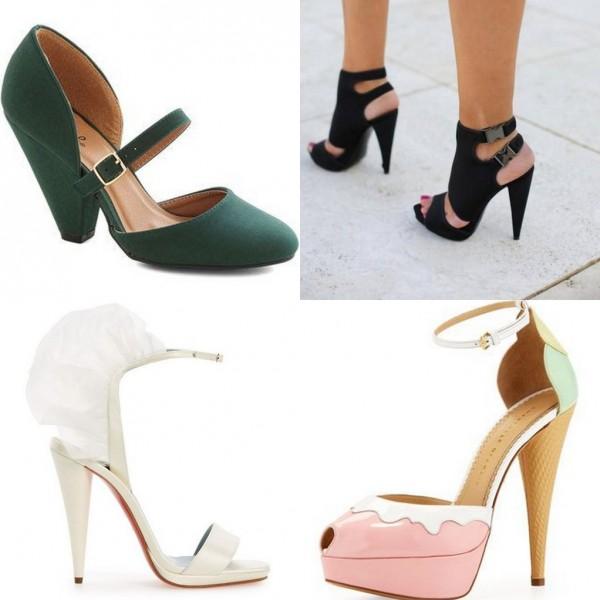 4d62e4720 ١٨ نوع من أحذية الكعب العالي على كل امرأة أنيقة معرفتها | دنيا الوطن