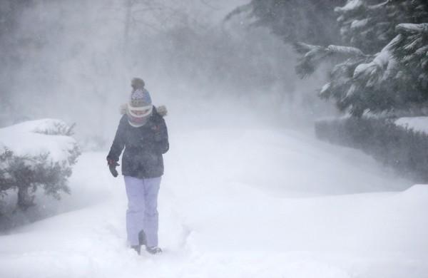 الثلوج تغطي اسطنبول 3910745381
