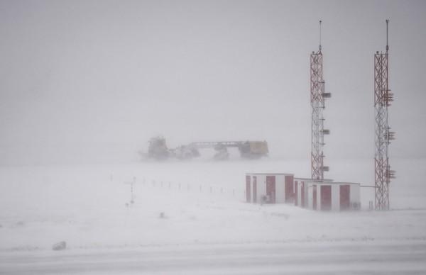 الثلوج تغطي اسطنبول 3910745387