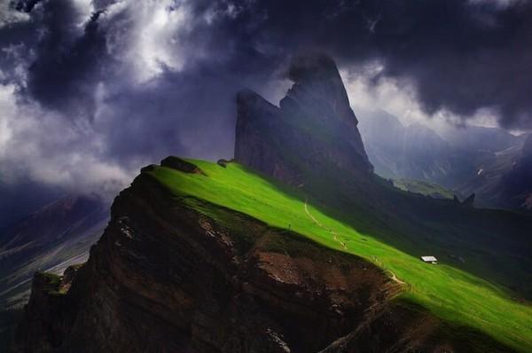 جبال الدولوميت الإيطاليه